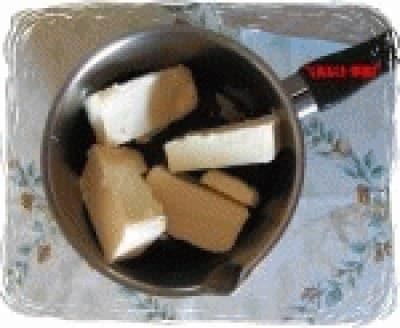 Torta al cioccolato con mandorle