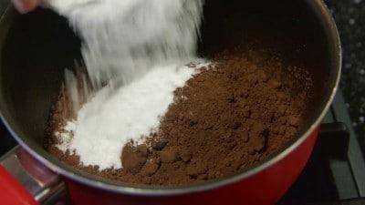 Gelato di cioccolato