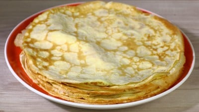 Crepes (ricetta base)