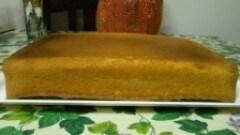 Pan di spagna di lyra
