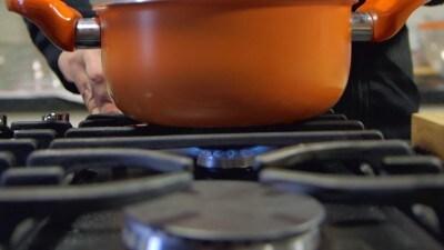 Gelato zuppa inglese