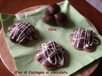 Fior di castagna al cioccolato