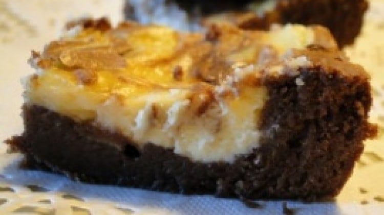 Philadelphia brownies