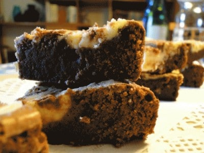 Philadelphia brownies