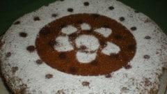 Torta allo yogurt con grano saraceno
