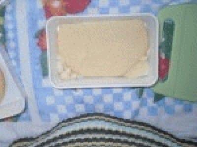 Tiramisù latte e orzo di rosel