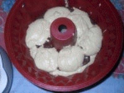 Ciambella con Nutella di rosel