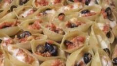 Conchiglioni alla napoletana