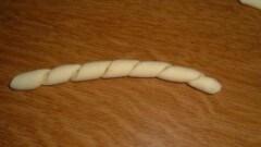 Pasta fresca attorcigliata al ferretto