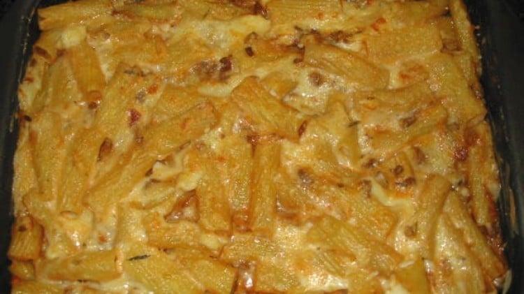 Ricette di pasta con carciofi al forno