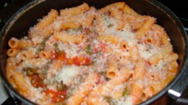 Pasta con fagiolini ricette