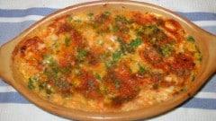 Lasagnette al sugo di cernia