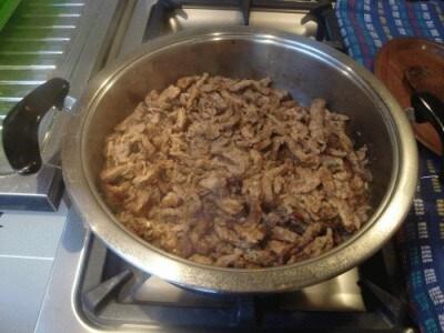 Carne per pita