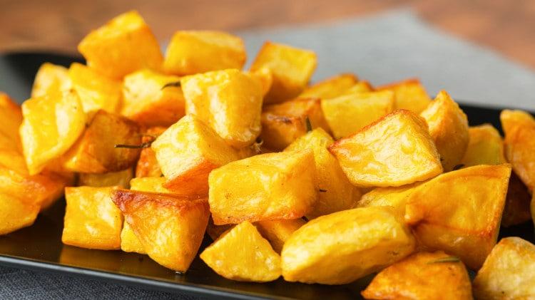 Patate Al Forno Sfiziose Perfette Ricetta Cookaround