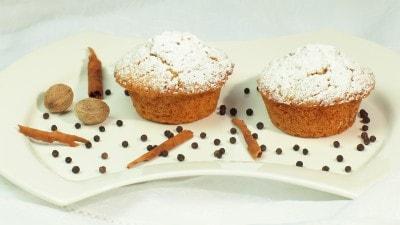 Muffins speziati