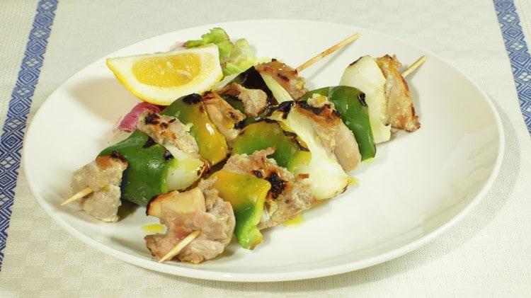 Tikka kebab