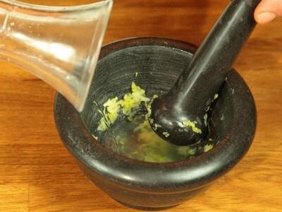 Filetti di rana pescatrice in salsa al limone