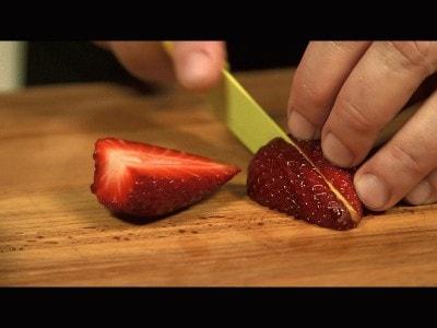 Millefoglie ai frutti di bosco