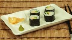 Maki di surimi