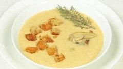 Crema di porcini e patate