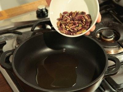 Pilav ai pistacchi