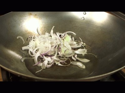Gamberetti al curry croccanti