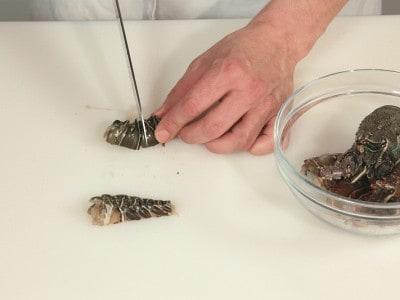 Aragosta al peperoncino