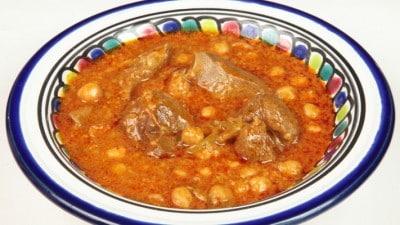 Zuppa d'agnello
