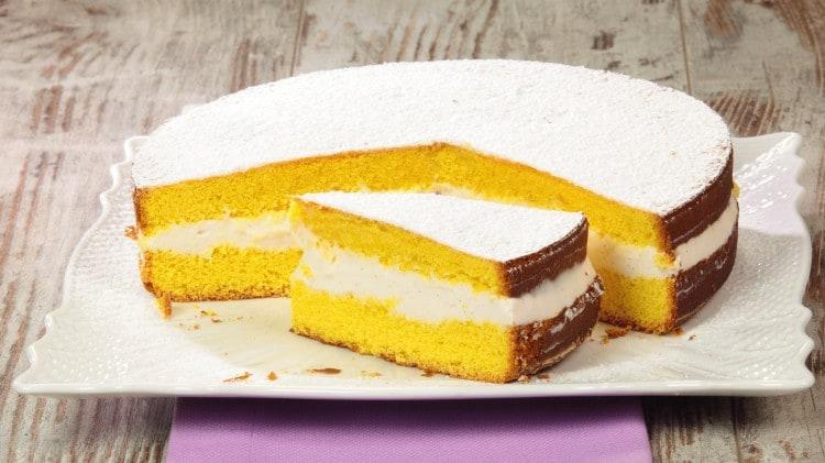 La ricetta della torta allo yogurt