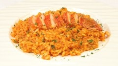 Risotto all'aragosta