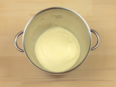 Pasta all'uovo di soli tuorli