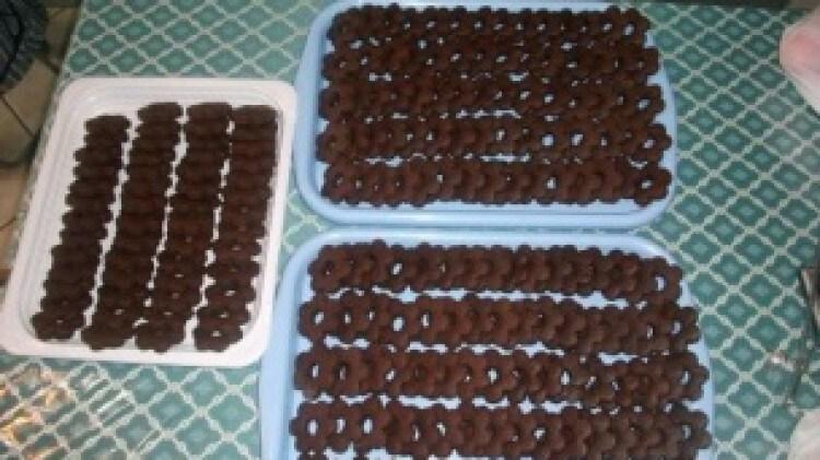 Biscottini al cacao