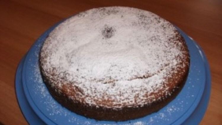 Torta bicolore