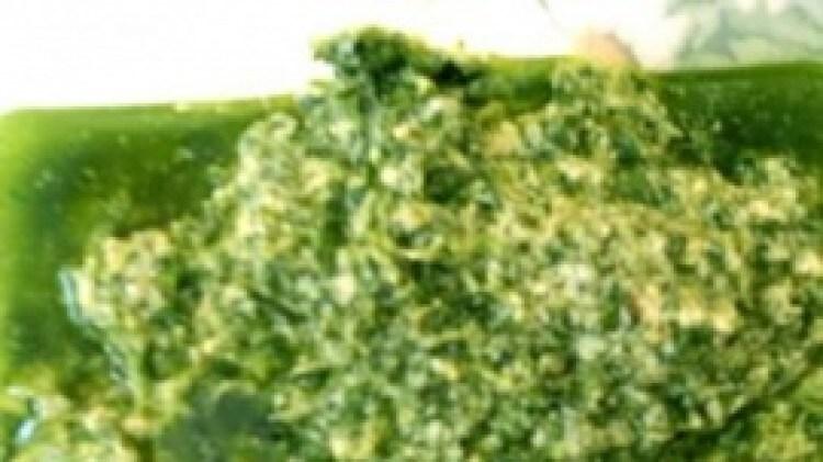 Bagnèt - Bagnetto verde piemontese