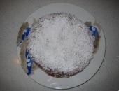 torta di nutella senza lievito