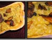 Risotto Zucca & Falanghina con Caramellata di Grappa