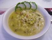 Minestra di riso e verza (da leccarsi i baffi!)