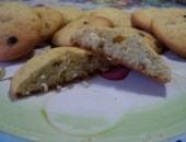 Biscotti morbidi al cioccolato e noci