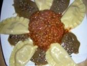 Ravioli di cotechino con lenticchie