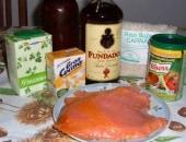 Risotto alla crema di salmone
