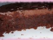 Torta tutto cioccolato (per smaltire le uova di Pasqua)