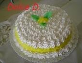 """Torta """"Delizia al limone"""""""