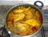 Pollo ai peperoni di Erikaghido