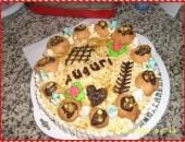 torta alla crema di pistacchio