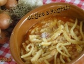 Sagne e fagioli (Lazio)