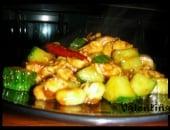 Gongbaojiding (Pollo cinese con arachidi)