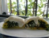crepes ricotta e spinaci