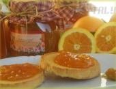 Marmellata di arance (senza scorzette)