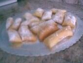 I miei crostoli di carnevale!