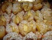 Bignè soufflè fritti di Salvatore De Riso